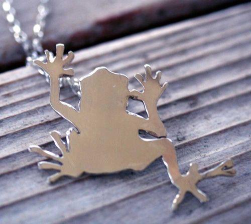 Frog Pendant1